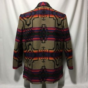 Pendleton Jackets & Coats - Woman's Large Southwestern Pendleton Knockabouts